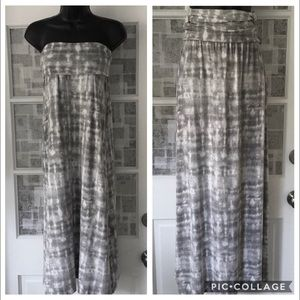 Cynthia Rowley Maxi Skirt or Strapless Dress.